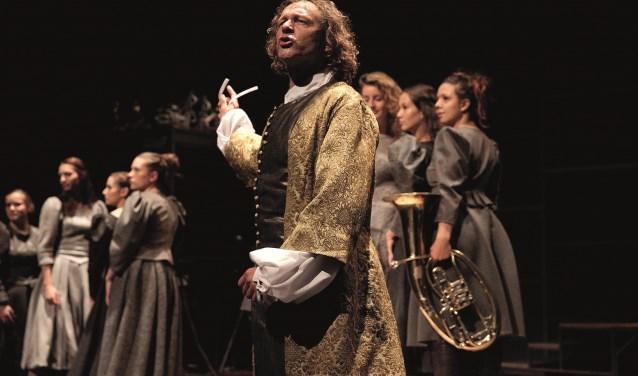 Filips Willem, de vergeten zoon van Willem van Oranje in Theater de Veste