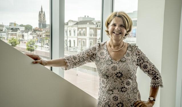 Burgemeester Marja van Bijsterveldt spreekt zich uit over Vrouwelijk Leiderschap