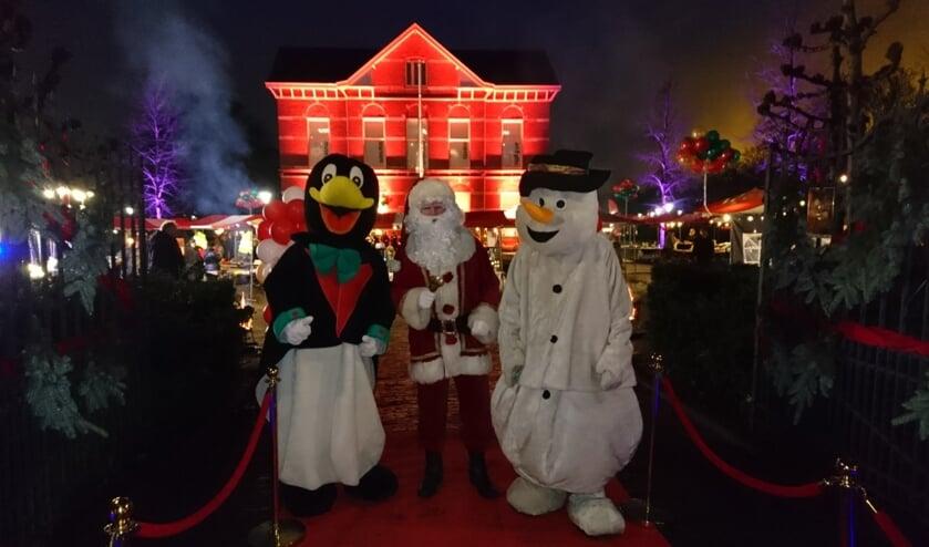 Lichtpuntjes Vrijenban Wipolder organiseert een gezellige kerstmarkt