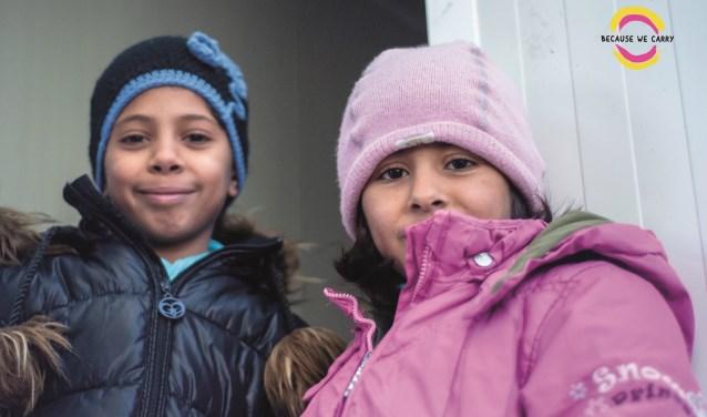 Doneer winterkleding en stevige schoenen voor de vluchtelingen op Lesbos