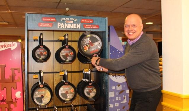 Bij Jumbo Tanthof krijgt u tot 20 november dubbele zegels om te sparen voor Tefal Pannen.