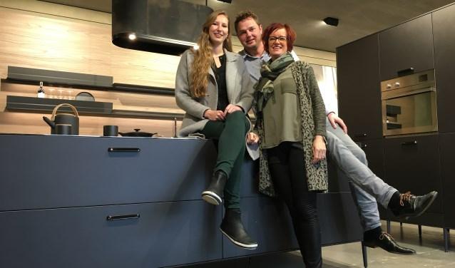 Het team van Keukenstudio Paul in Nootdorp