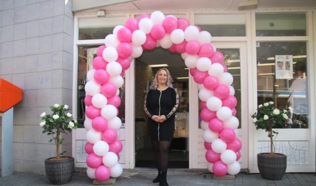Arenda de Zoete is dolblij met haar nieuwe praktijk aan de Dasstraat.