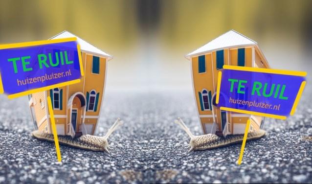 Via de huizenpluizer wisselen huizen makkelijker van eigenaar
