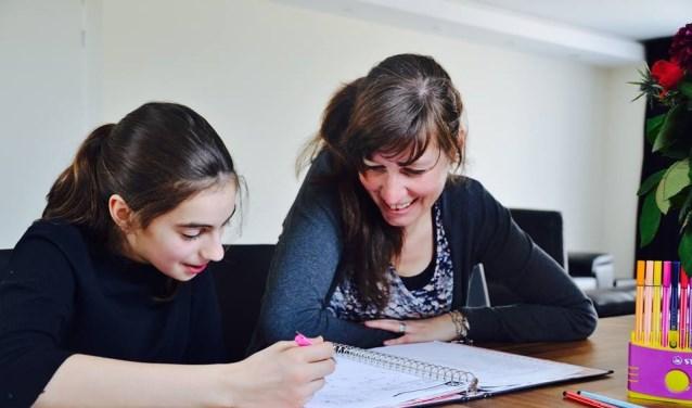 Via School 's Cool krijgen leerlingen die even een steuntje in de rug nodig hebben hulp van een mentor.