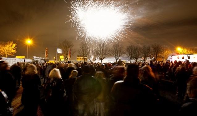 Zaterdag 22 december kunt u het prachtigste vuurwerk bekijken bij Benfried in Den Hoorn (Foto: Elmar Dam)