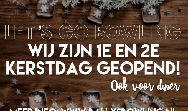 Ballys Bar Grill Bowling Hét Uitje Bij Uitstek Delft Op Zondag
