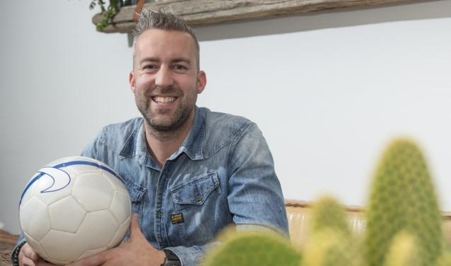 Eén van John de Ruyters mooiste voetbalherinneringen is de hattrick die hij tegen zijn jeugdliefde Wippolder maakte. (foto: Roel van Dorsten)