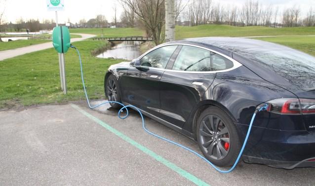 Delft Op Zondag Gaat De Elektrische Auto De Strijd Winnen