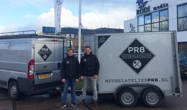 Meubelatelier PR8 voelt zich thuis bij RODI!