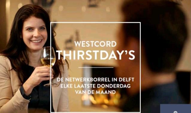 Elke laatste donderdag van de maand organiseert WestCord Hotel Delft de 'WestCord ThirstDay's'.
