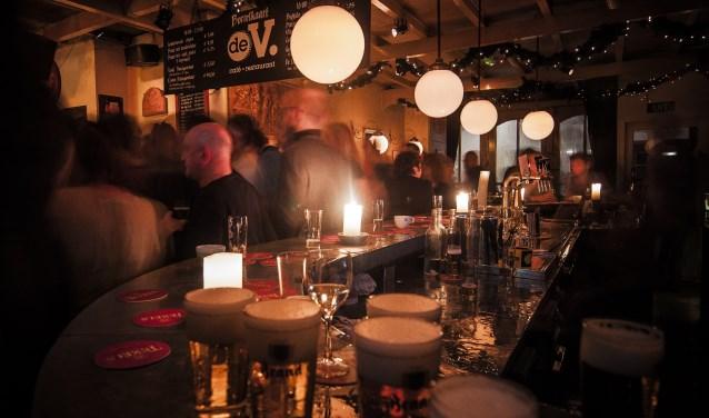 Café-restaurant de V aan de Voorstraat is 7 dagen per week geopend
