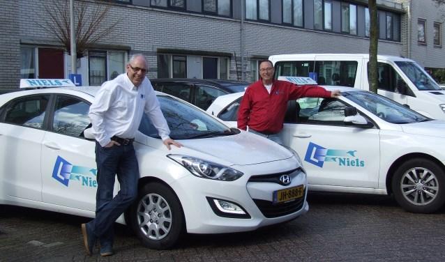 Verkeersschool Niels gaat met goed materiaal de weg op. (Foto: EvE)