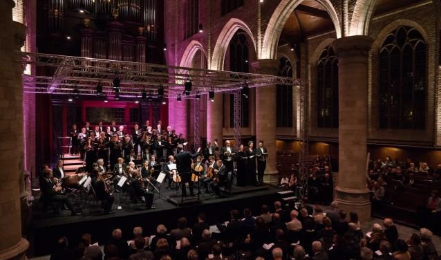 Bachkoor Holland en Concertgebouw Kamerorkest ©Ronald Knapp