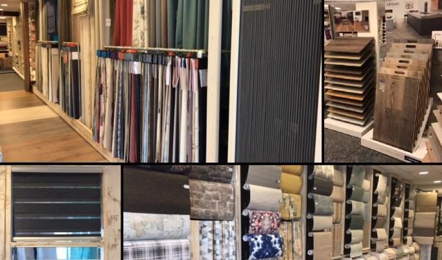 Vloeren, muren, ramen... Bij Wandmode Delft weten ze er alles van. (Foto: PR)