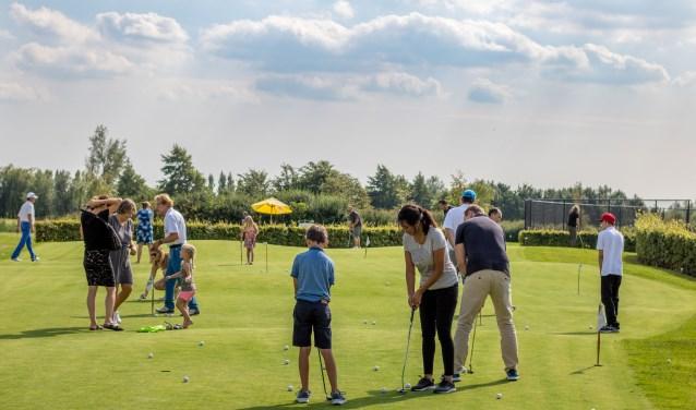 Kom kennis maken tijdens de Open Dag bij Golfbaan Delfland
