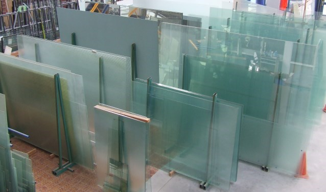 Je kunt enorm veel met glas, weten ze bij Glashandel Zantman
