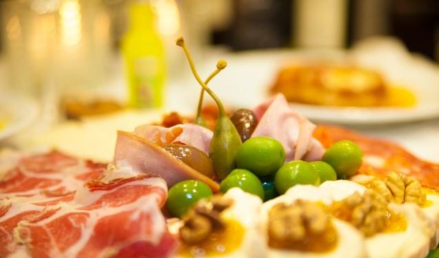 Il Tartufo,: authentieke en traditionele gerechten