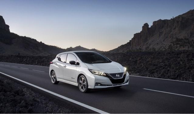Nissan Leaf De Best Verkochte Elektrische Auto Delft Op Zondag