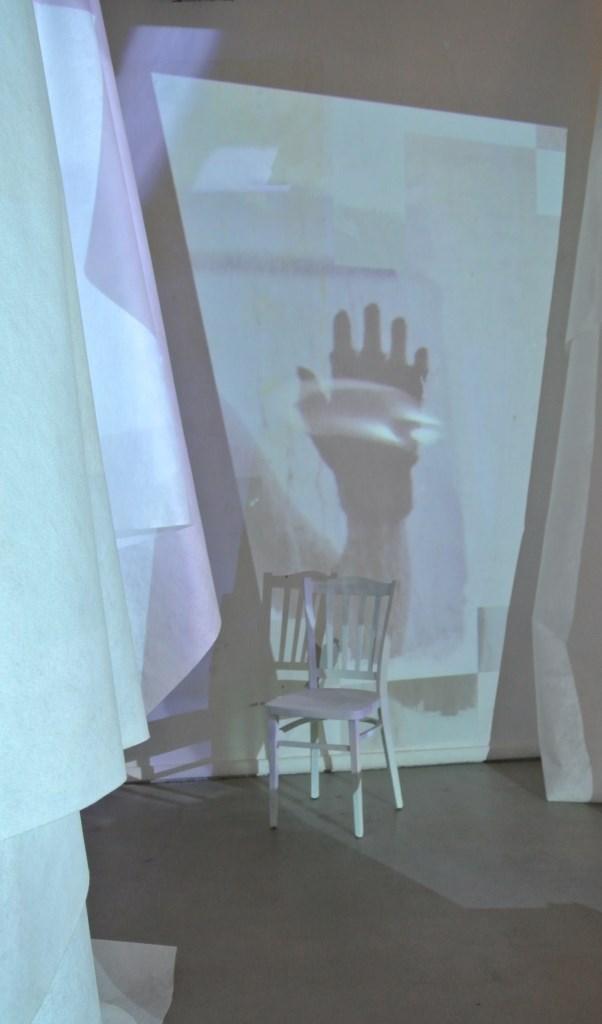 foto van een tijdelijke installatie  © RODI Media-zh