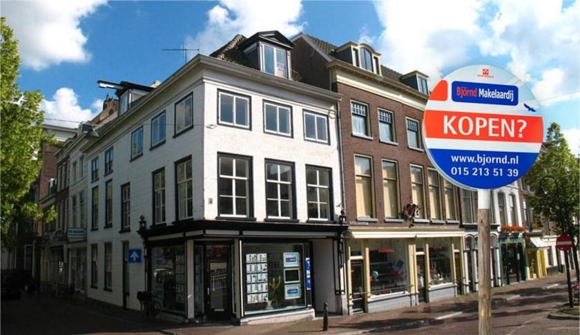 Björnd Makelaardij: op en top Delfts.