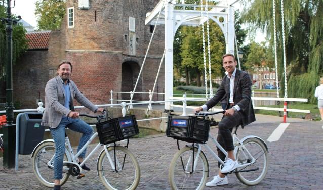 Bart (r) en Rens gaan ver om u te helpen met uw woonwensen Foto:  © RODI Media-zh