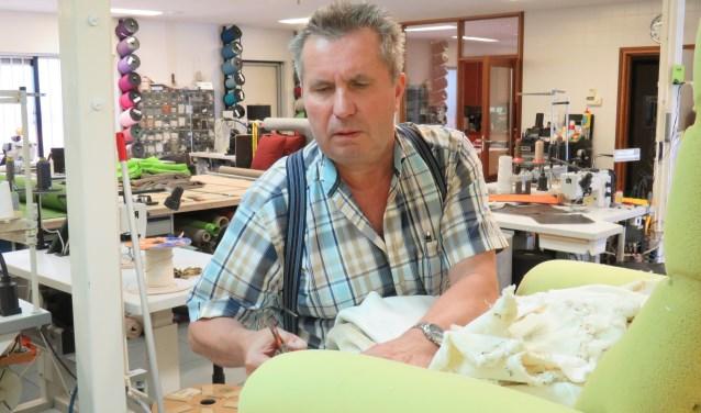 Meubelstoffeerder Rein Kool, het juiste adres om uw meubels professioneel en vakbekwaam te laten stofferen.