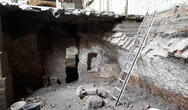 Kom een kijkje nemen in de oudste kelder van Delft