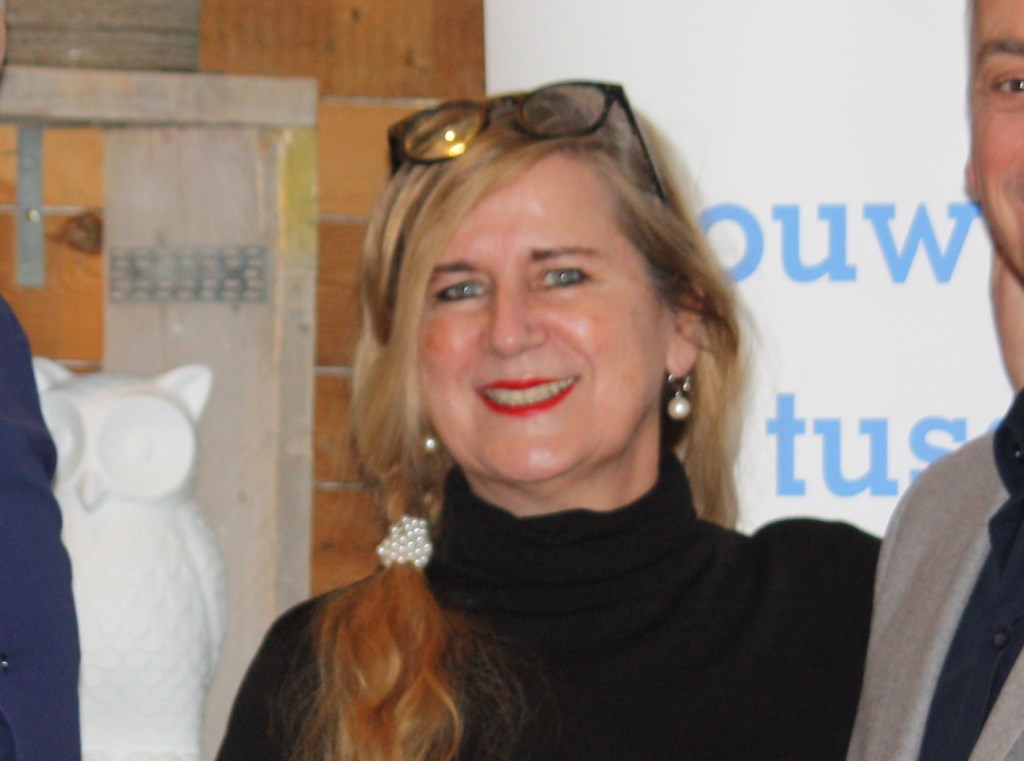 Wilma Broeseliske van Delftse uitdaging is een grote stijger  © RODI Media-zh