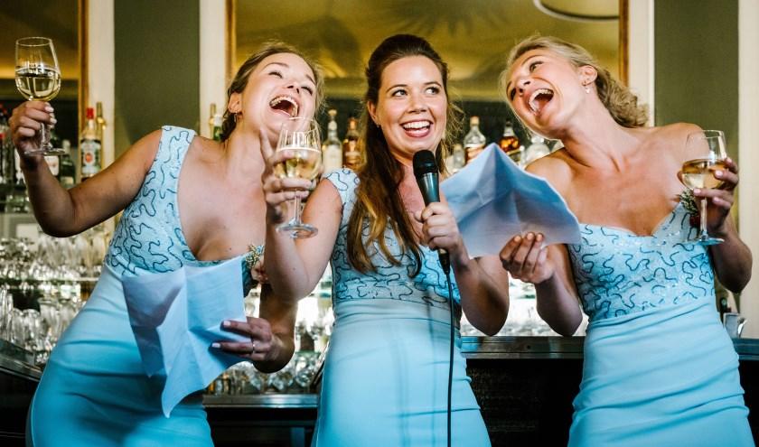 De -heerlijk vrolijke - genomineerde foto in de categorie 'Family & Friends' (Foto: Jill Streefland)