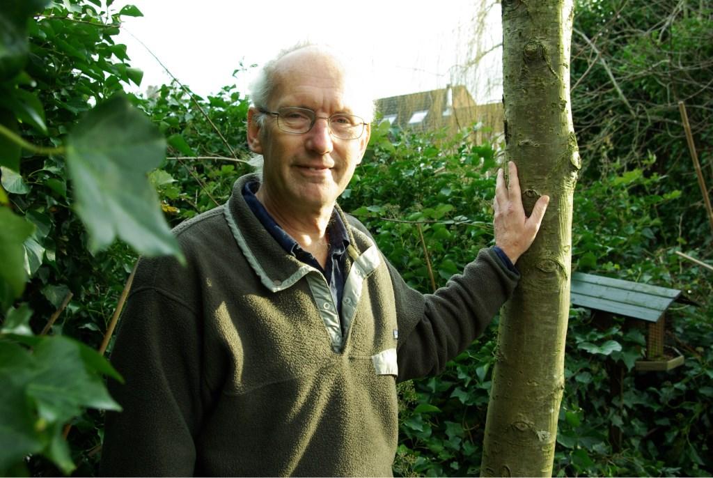 Natuurliefhebber Geert werd een paar trapjes bekender  © RODI Media-zh
