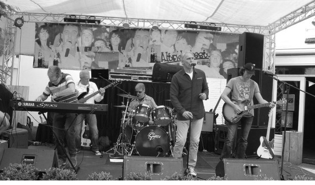 De sixties herleven met het optreden van de Midnight Rambler.