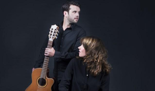 Het Delftse duo Paul den Bakker en Diana van der Bent gaat op de Franstalige toer