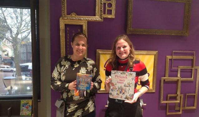 Eva en Femke tippen weer een juweel van een jeugdboek!