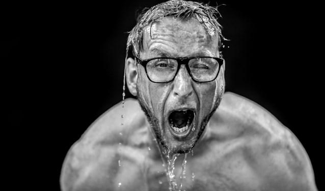 Pieter Jouke, dames en heren! Kom naar zijn laatste try-out in het Rietveld Theater! (Foto: Thierry Schut)