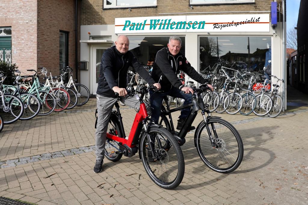 Delft Op Zondag Altijd Wind Mee Met Een E Bike Van Paul Willemsen