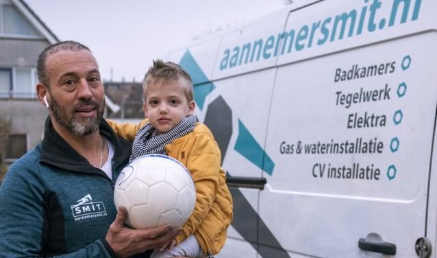 Brian Smit beleefde prachtige momenten bij BEC en Vitesse Delft en is nu vooral op de padelbaan te vinden. (foto: Roel van Dorsten)