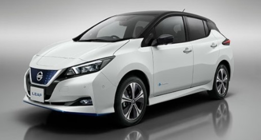 De Nissan LEAF, de bestverkochte elektrische auto in Europa.