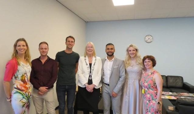 Het team van Fysio- en Manuele Therapie Delfgauw.