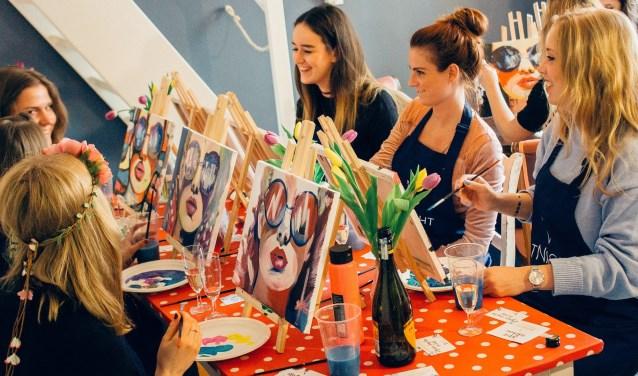 ArtNight: het nieuwe uitgaan: sociaal en creatief