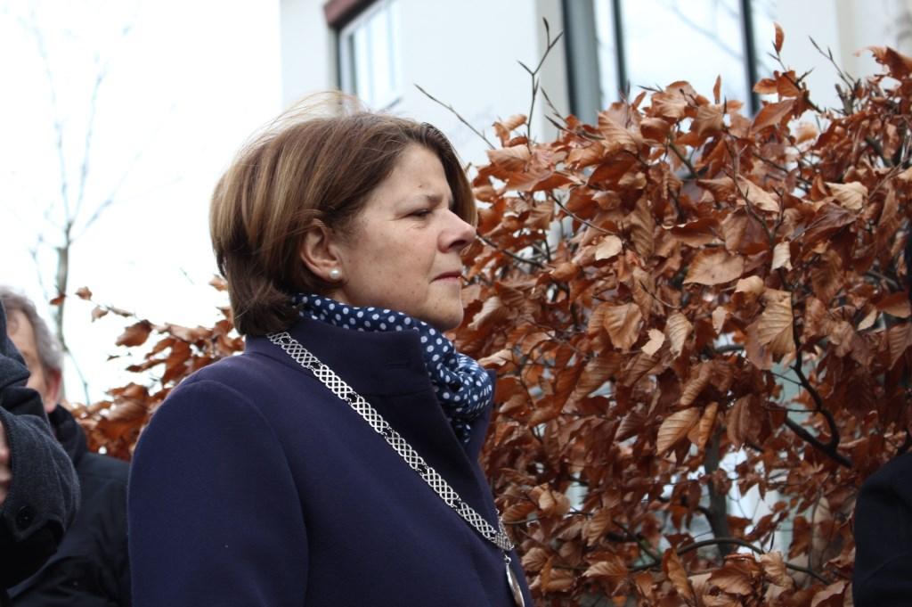 Burgemeester Van Bijsterveldt  Foto:  © RODI Media-zh