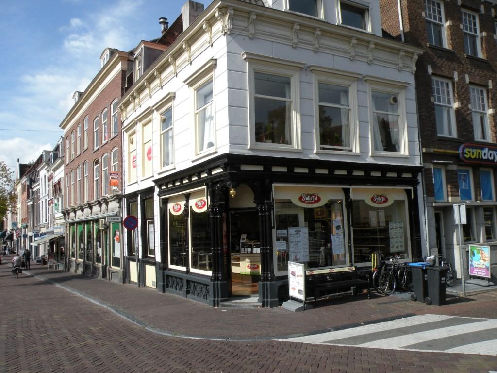 Oude Delft 105 voor de restauratie  © RODI Media-zh