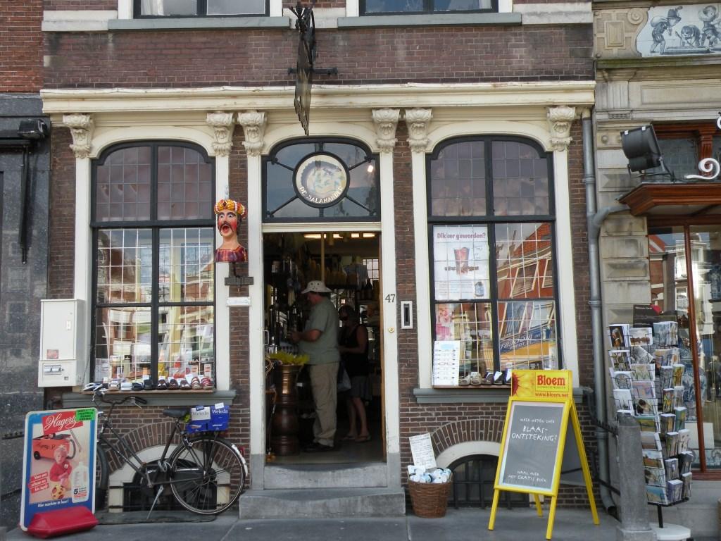 De Markt 47, voor de restauratie  © RODI Media-zh