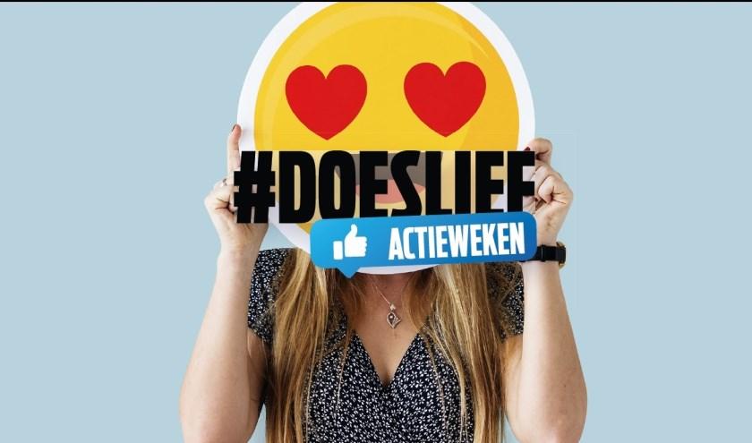 De #DOESLIEF actieweken bij Autohaag Zeeuw lopen tot en met 27 juli 2019.