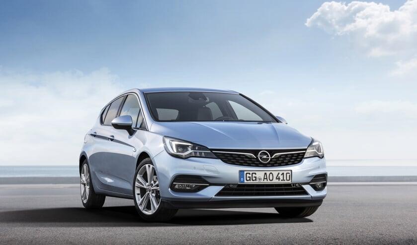 De nieuwe Opel Astra