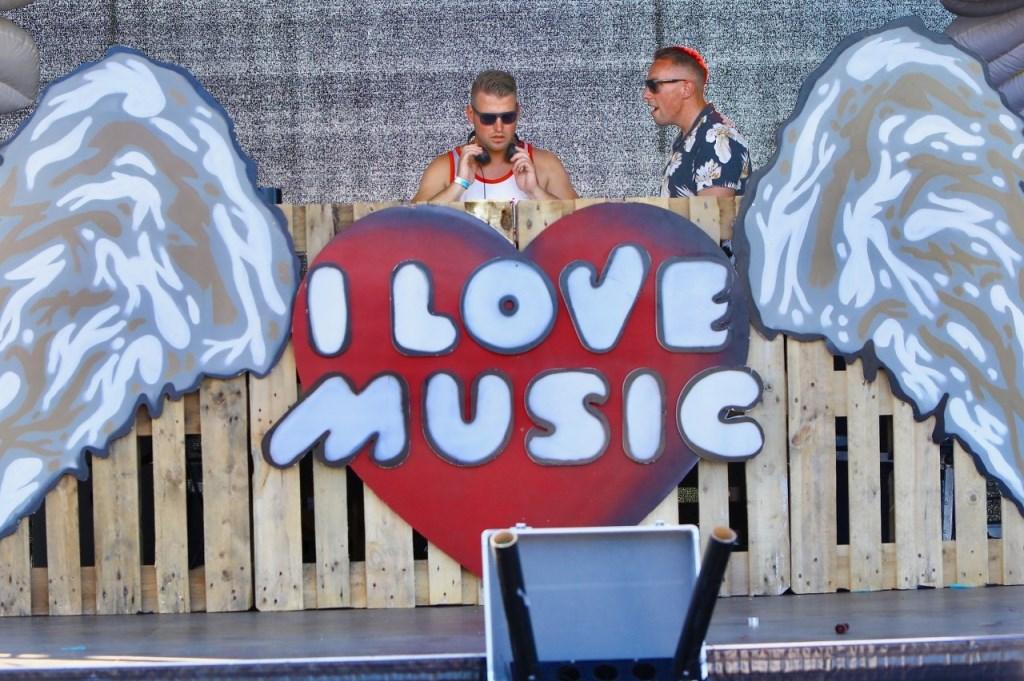 I love music by dvv Delft Foto: KOOS BOMMELE © RODI Media-zh