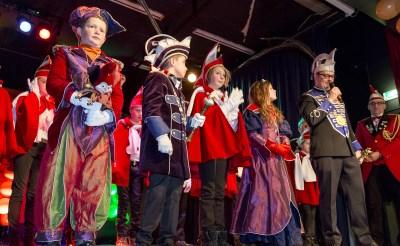 Teun en Lieke regeren over Eendengat