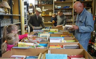 Brabantse boekenbeurs in Boxtel