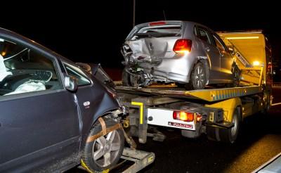 Gewonden bij ongeval op A2