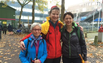 Boxtel naar klimaatparade Amsterdam
